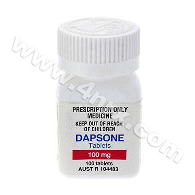 Richtlijn diafenylsulfon (Dapson, DDS) in de dermatologie