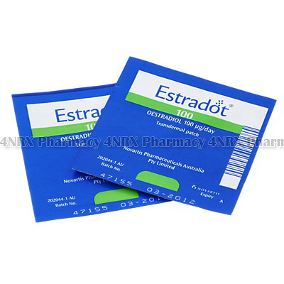 Estradot (Oestradiol) - 100mcg (8 Patches)
