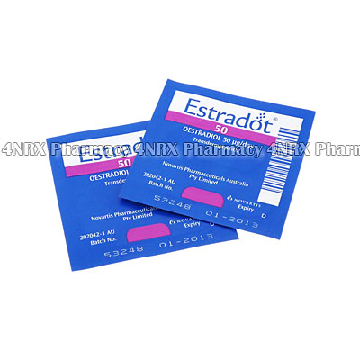Estradot (Oestradiol) - 50mcg (8 Patches)