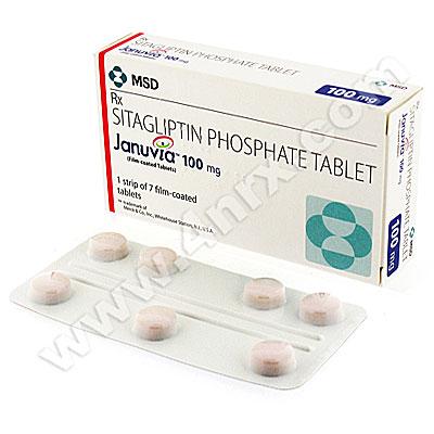 Januvia (Sitagliptin Phosphate) - 4nrx