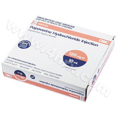 Papaverine Hydrochloride Injection (Papaverine hydrochloride)