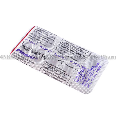 Plagril (Clopidogrel Bisulfate) 2