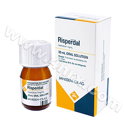 What risperidone used for