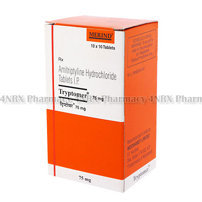 Tryptomer (Amitriptyline HCL)