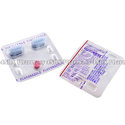 Zocon-T Kit (Fluconazole/Tinidazole)