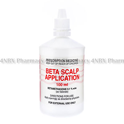Beta Scalp Application (Betamethasone Valerate)