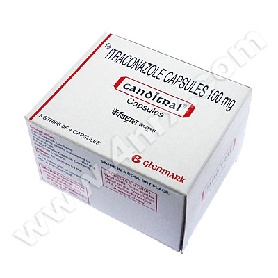 Canditral (Itraconazole)