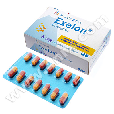 Exelon tablets