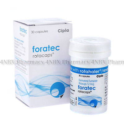 Foratec (Formoterol Fumarate)