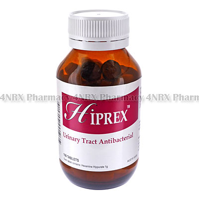 Hiprex (Methenamine Hippurate)