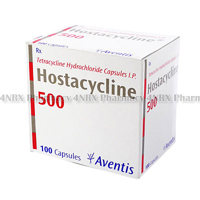 Hostacycline (Tetracycline)