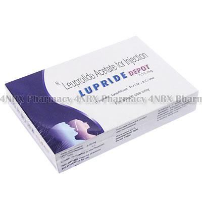 Lupride Injection (Leuprolide Acetate) - 4nrx