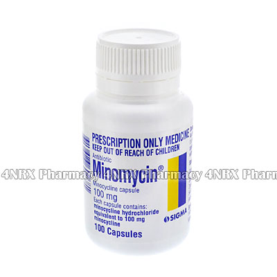 Minomycin (Minocycline)