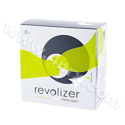 Revolizer (For Cipla Rotacaps)