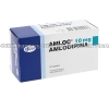Amloc (Amlodipine Besilate) - 10mg (60 Tablets)