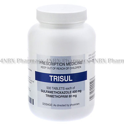 Trisul (Trimethoprim/Sulfamethoxazole)
