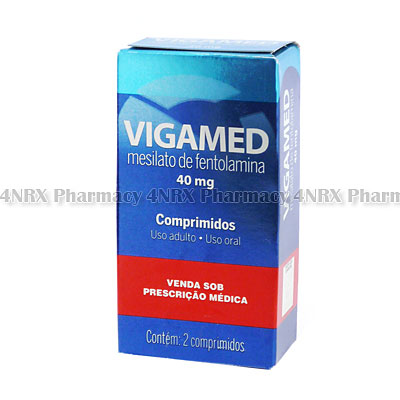Vigamed (Phentolamine Mesylate)